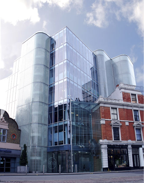 Space One London Letting Property - Home Featured Slider Building 1